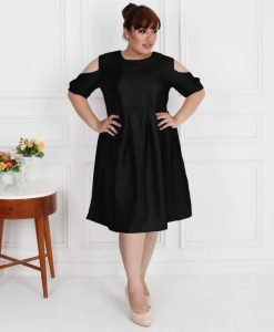 Dress Hitam 2