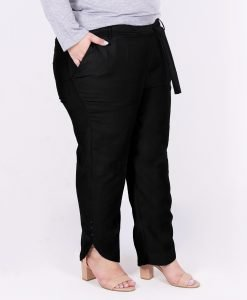 Long Pants Black Doff a
